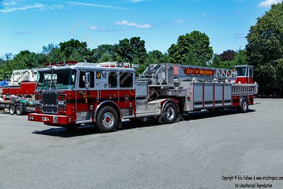 Meriden, Connecticut - Truck 1