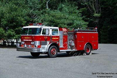 Meriden, Connecticut - Former Engine 104