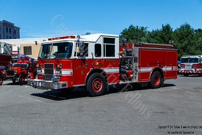Meriden, Connecticut - Engine 8