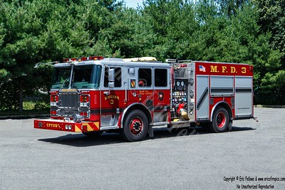 Meriden, Connecticut - Engine 3