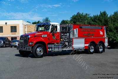 Middlefield, Connecticut - Tanker 5