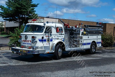 Cheswold, Delaware - Former Engine 431