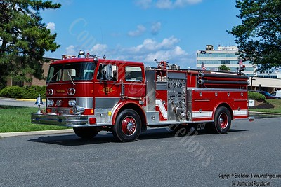 Smyrna, Delaware - Former Engine
