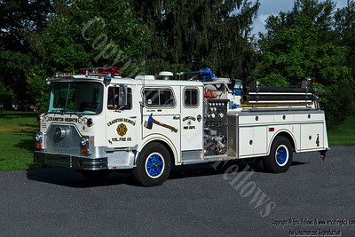 Cranston Heights, Delaware - Former Engine 14-5