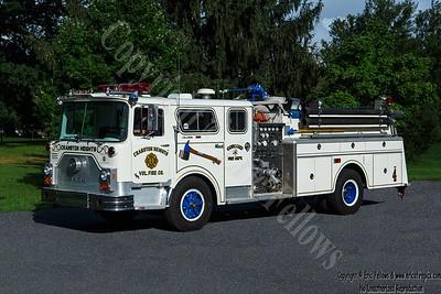 Cranston Heights, Delaware - Former Engine 14-5