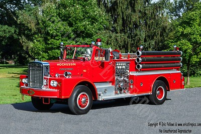 Hockessin, Delaware - Former Engine 192