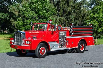 Hockessin, Delaware - Former Engine 192