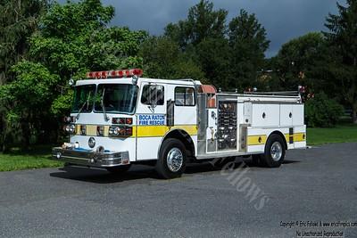 Boca Raton, Florida - Former Engine