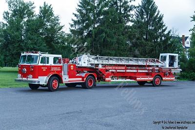 Baltimore, Maryland - Former Ladder 7 (aka Ladder 49)