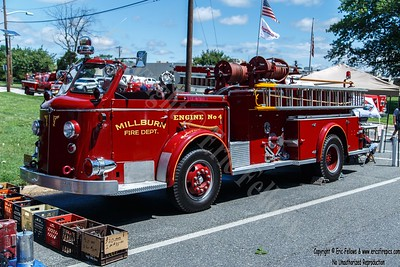 Millburn, New Jersey - Former Engine 4