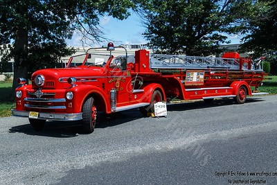 Masonville, New Jersey - Former Ladder 1