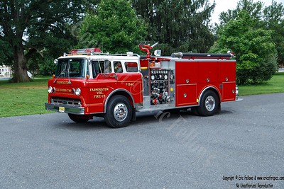 Egg Harbor Township (Farmington Fire Co), New Jersey - Former Engine 1542