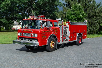 Galloway Township (Oceanville Fire Co), New Jersey - Former Engine 26-13