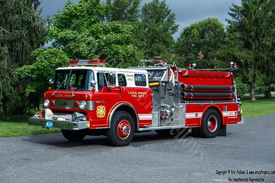 Laurel Springs, New Jersey - Engine 22