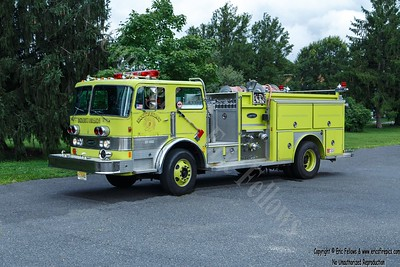 Mountainside, New Jersey - Former Engine 2