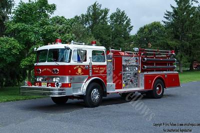 Mine Hill, New Jersey - Former Engine