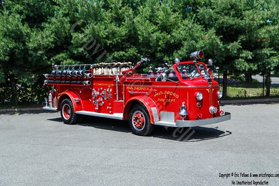 Paulsboro, New Jersey - Former Engine 1