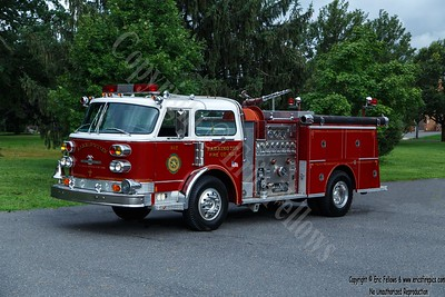 Barrington, New Jersey - Engine 912