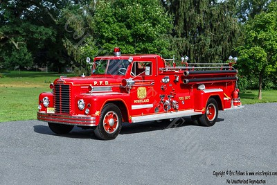 Pennsauken, (Highland Fire Company), New Jersey - Former Engine 6