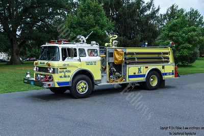 Malage (Franklin Township District #2), New Jersey - Engine 43-41