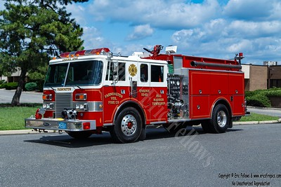 Egg Harbor Township (Farmington Fire Co), New Jersey - Engine 1545