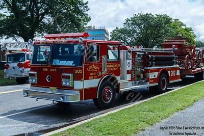 Middletown Township (Lincroft Fire Co), New Jersey - Former Engine 202