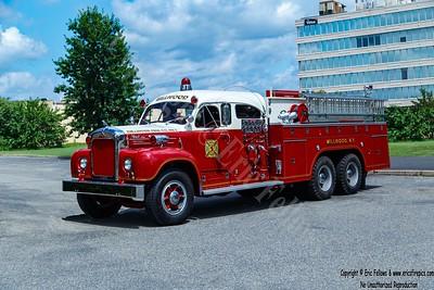 Millwood, New York - Former Engine 5