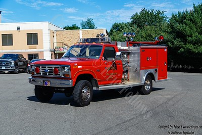 Piseco, New York - Former Engine 2