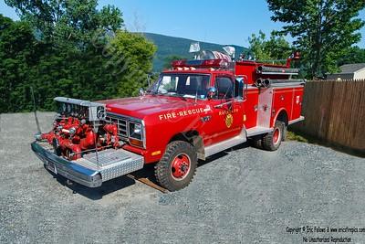 Randolph, New York - Former Engine