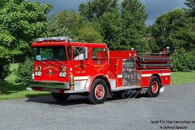 Dolgeville, New York - Former Engine 137