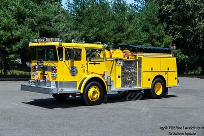 North Tonawanda, New York - Former Engine