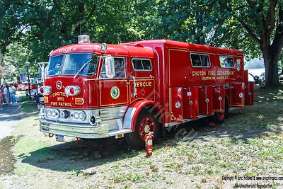 Croton-On-Hudson, New York - Former Fire Patrol