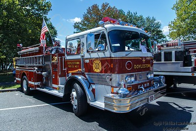 Doylestown, Pennsylvania - Former Engine 99