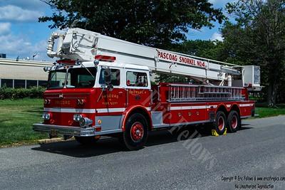 Burrillville (Pascoag), Rhode Island - Former Snorkel 4