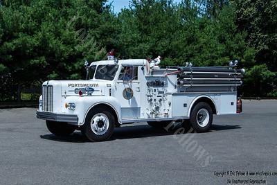 Portsmouth, Rhode Island - Former Engine 23