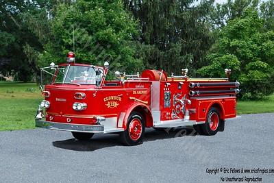 Keyser, West Virginia - Former Engine
