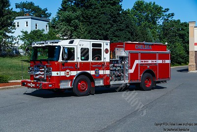 Chelsea, Massachusetts - Engine 3