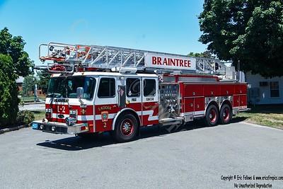 Braintree, Massachusetts - Ladder 2