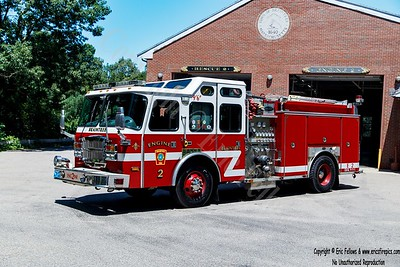 Braintree, Massachusetts - Engine 2