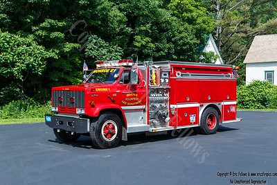 Monroe, Massachusetts - Engine 1