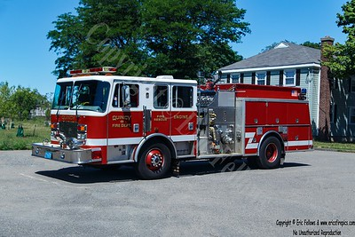 Quincy, Massachusetts - Engine 8