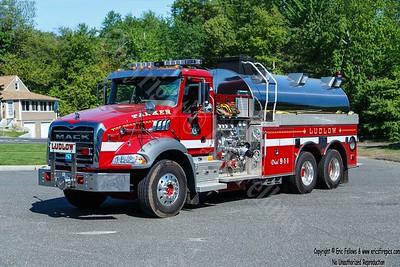Ludlow, Massachusetts - Tanker 1