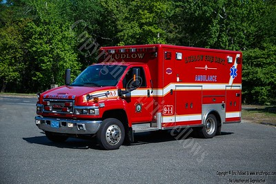 Ludlow, Massachusetts - Ambulance 3