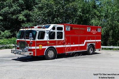 Braintree, Massachusetts - Rescue 2