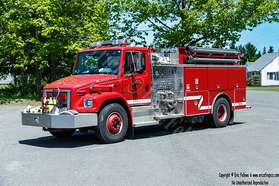 Blanford, Massachusetts - Engine 1