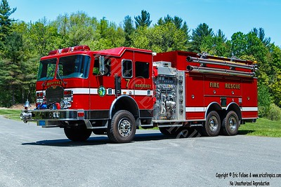 Monterey, Massachusetts - Engine 7