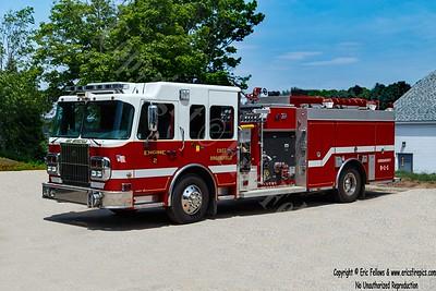East Brookfield, Massachusetts - Engine 2