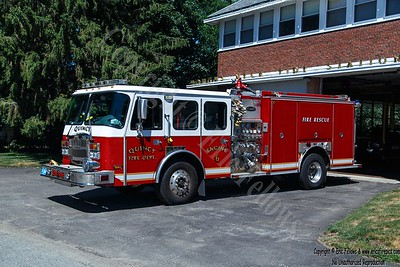 Quincy, Massachusetts - Engine 6