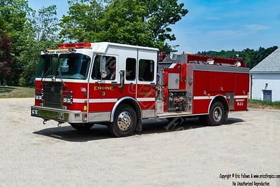 East Brookfield, Massachusetts - Engine 3