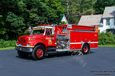 Monroe, Massachusetts - Engine 2